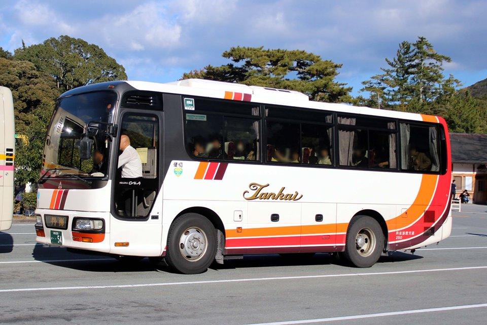 丹後海陸交通 250