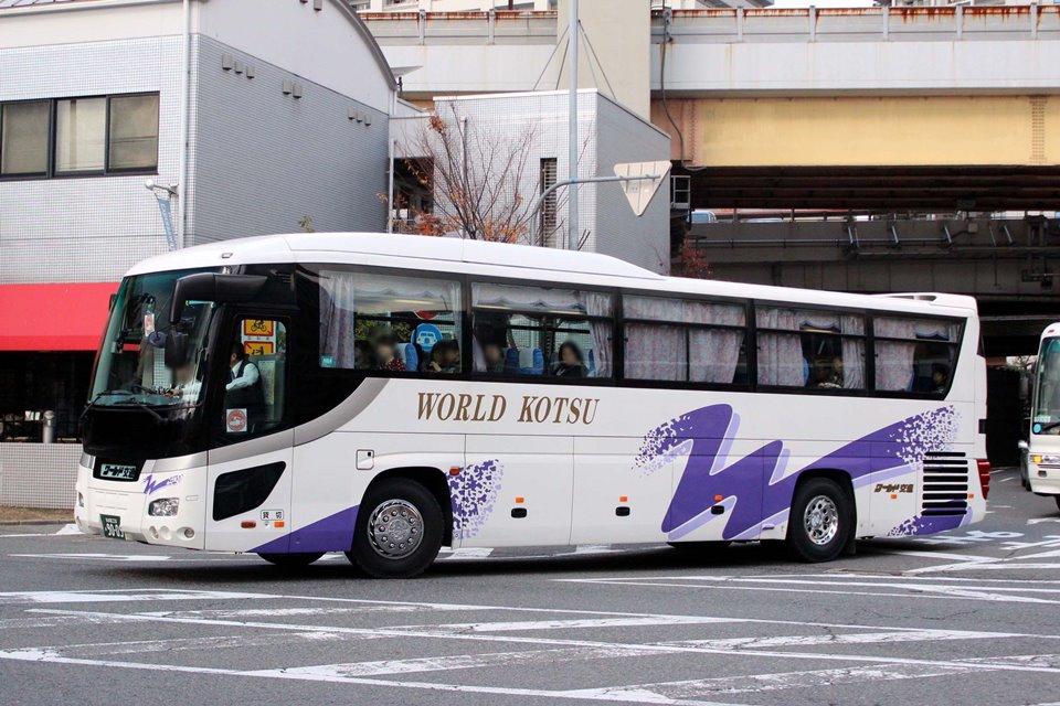 ワールド交通 あ9009