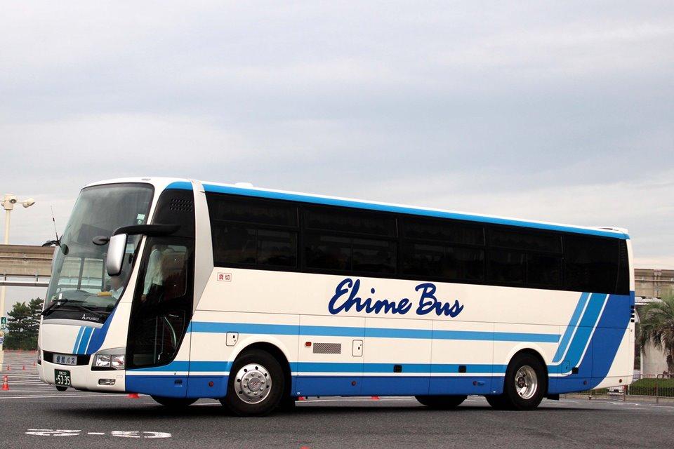 愛媛バス あ5335