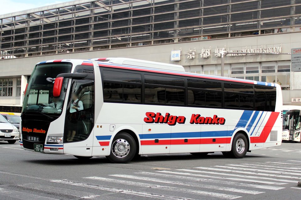 滋賀観光バス あ7016