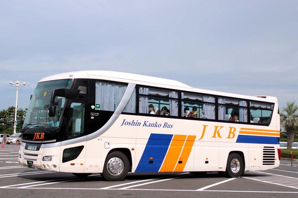 上信観光バス か26