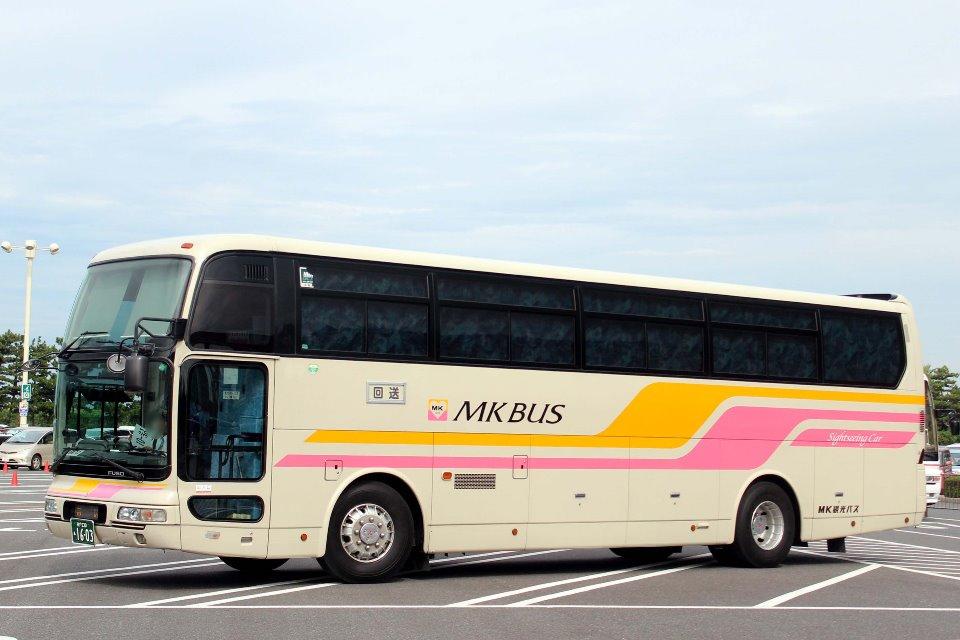 MK観光バス あ1603