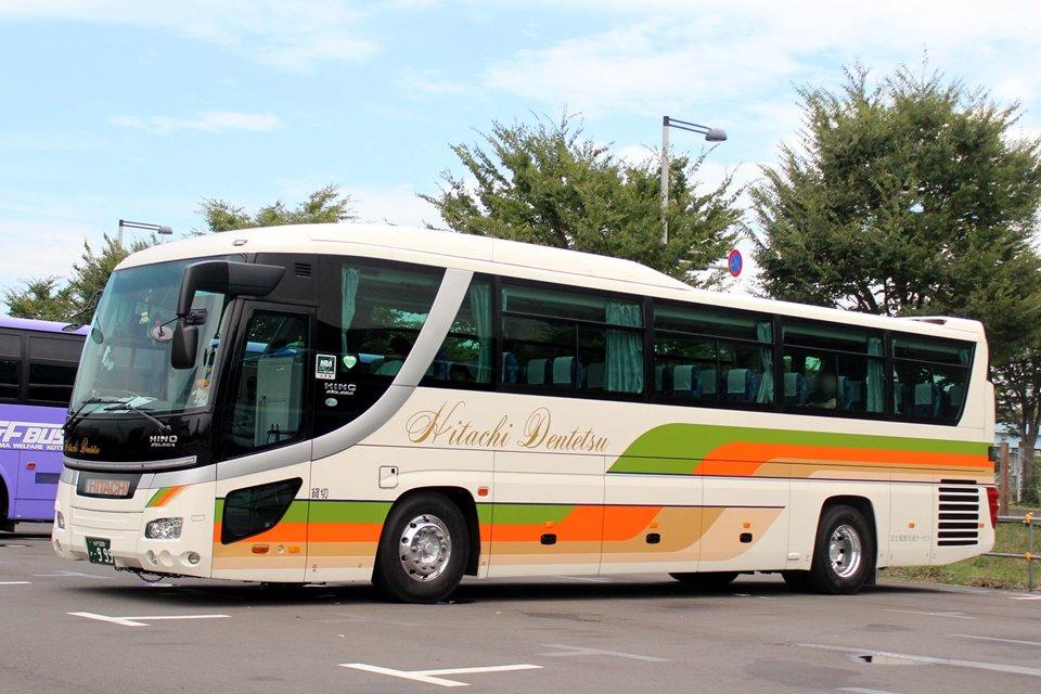 日立電鉄交通サービス か999