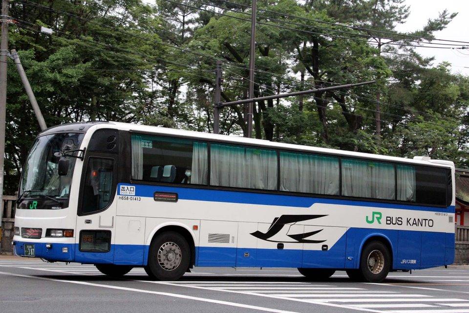JRバス関東 H658-01413