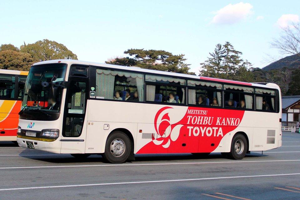 名鉄観光バス 60204