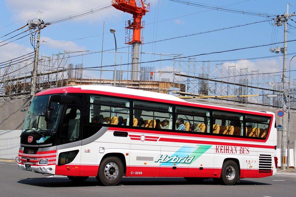 京阪バス C-3249