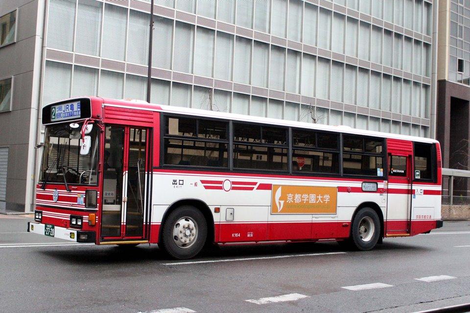 京阪京都交通 K164