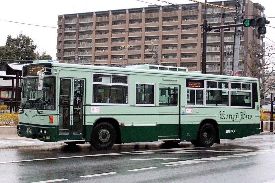 金剛自動車 あ1501