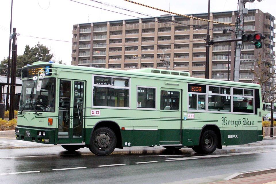 金剛自動車 い1709