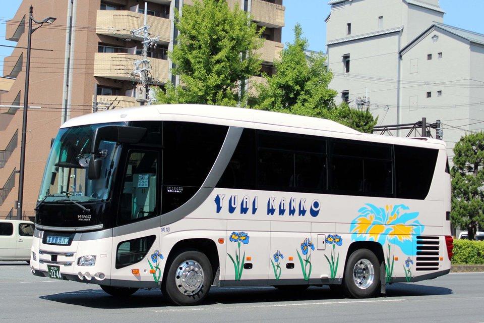 友愛観光バス あ2244