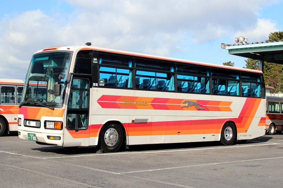 帝産観光バス滋賀 か780