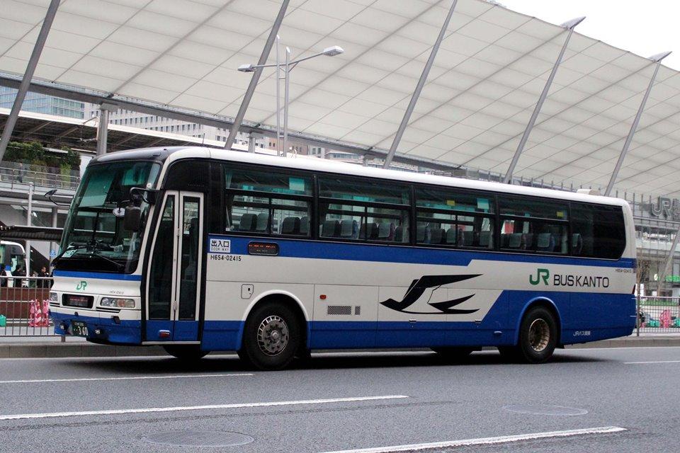 JRバス関東 H654-02415