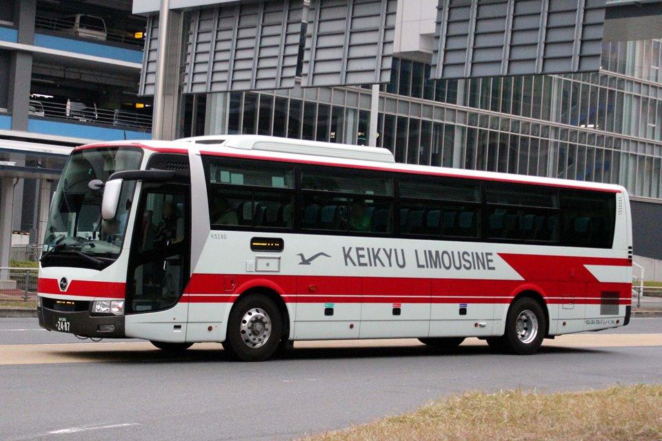 京浜急行バス K5240