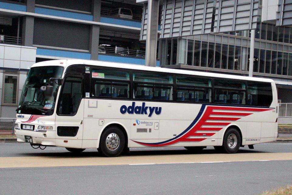 小田急箱根高速バス 3282