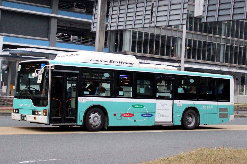 羽田京急バス NH5933
