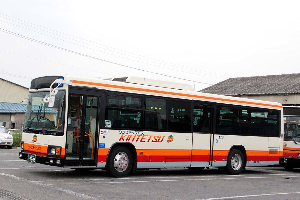 名阪近鉄バス か1245