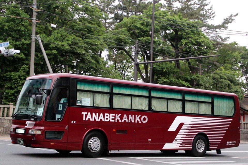 田辺観光バス か171