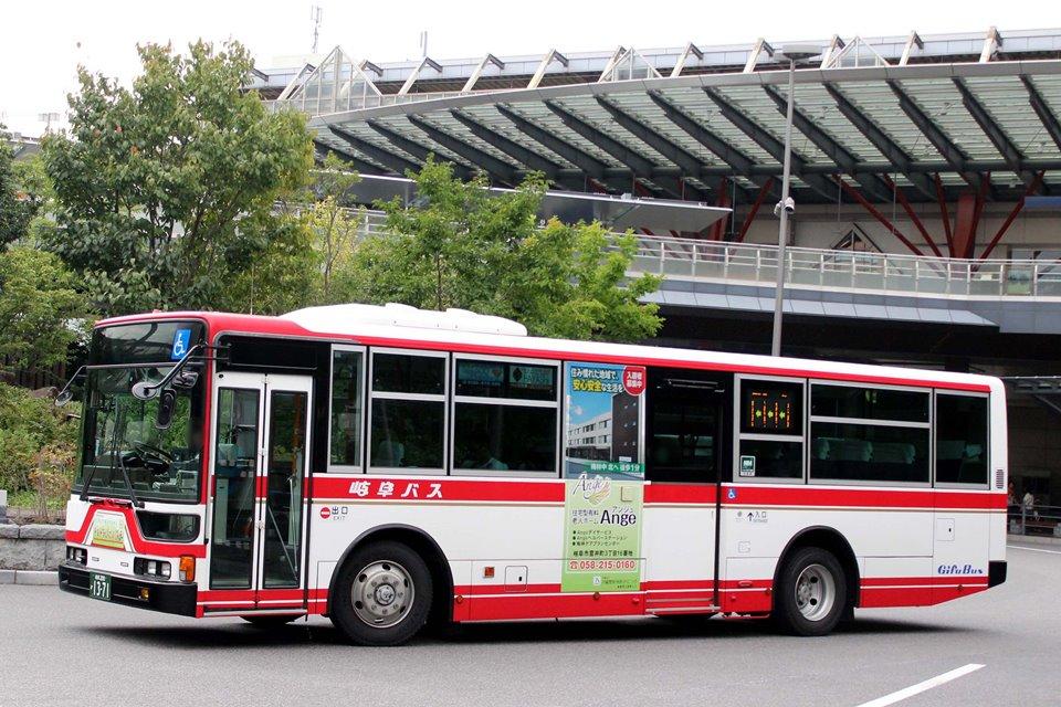 岐阜バス か1371