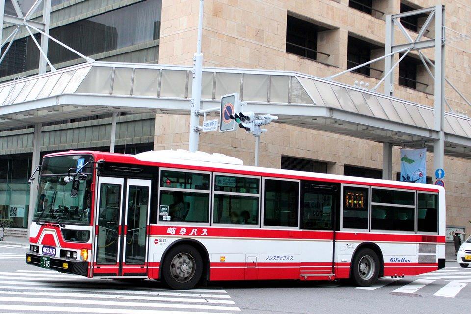 岐阜バス か385