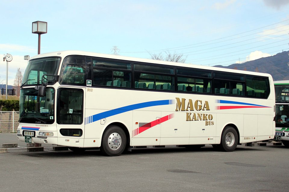 真賀観光バス か1168
