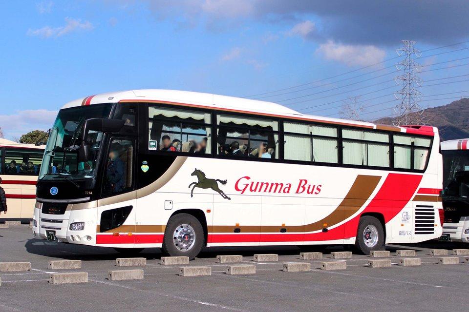 群馬バス 7214
