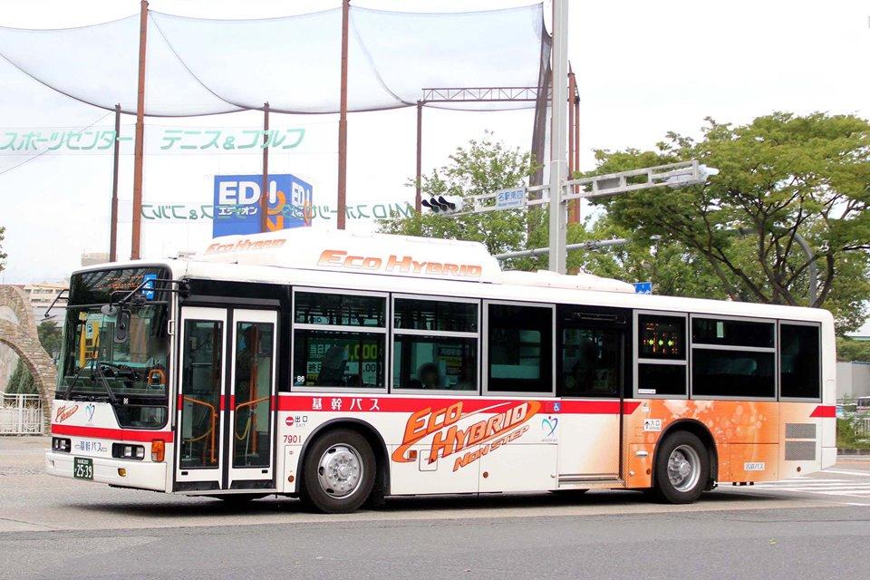 名鉄バス 7901