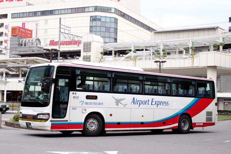 名鉄バス 2531