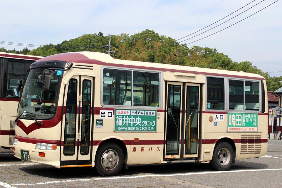 京福バス か178
