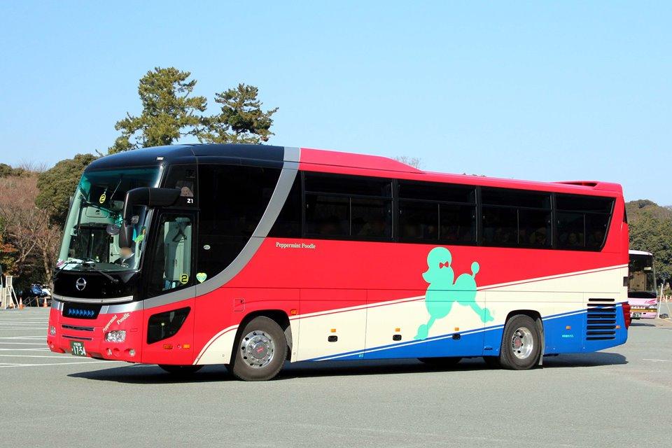 東栄観光バス か1754