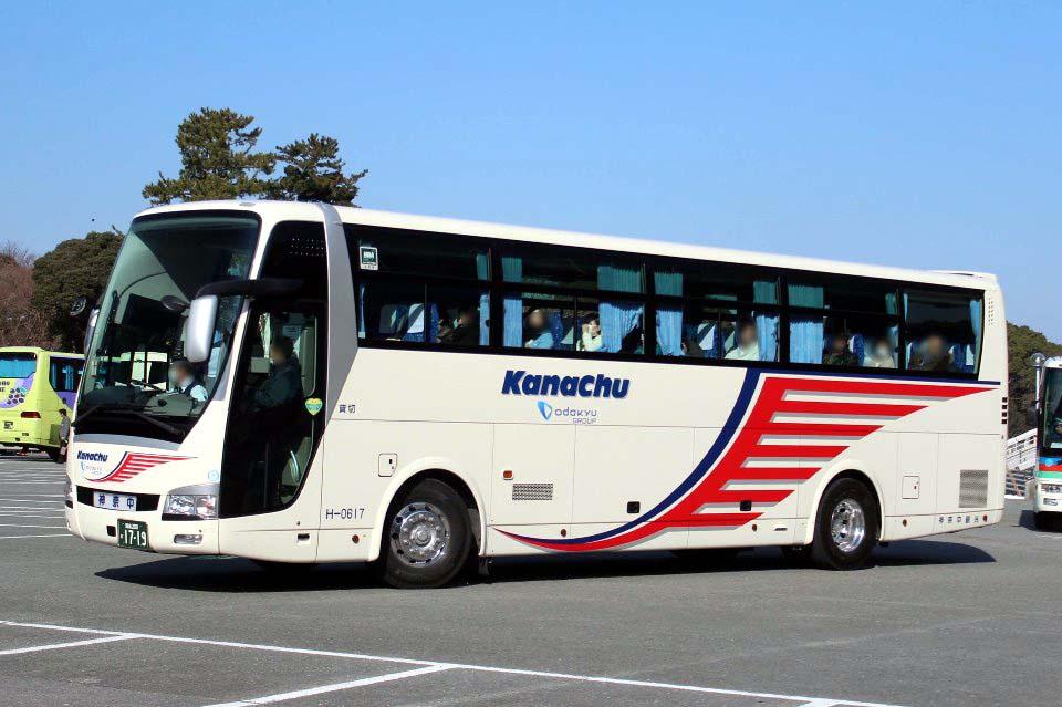 神奈中観光 H-0618