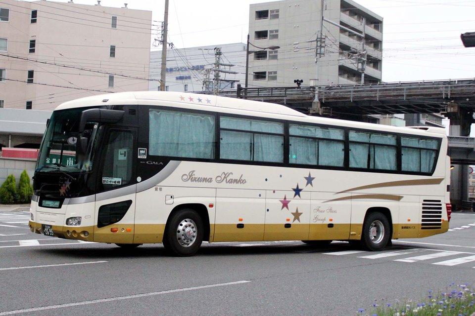 飯綱観光バス か2695