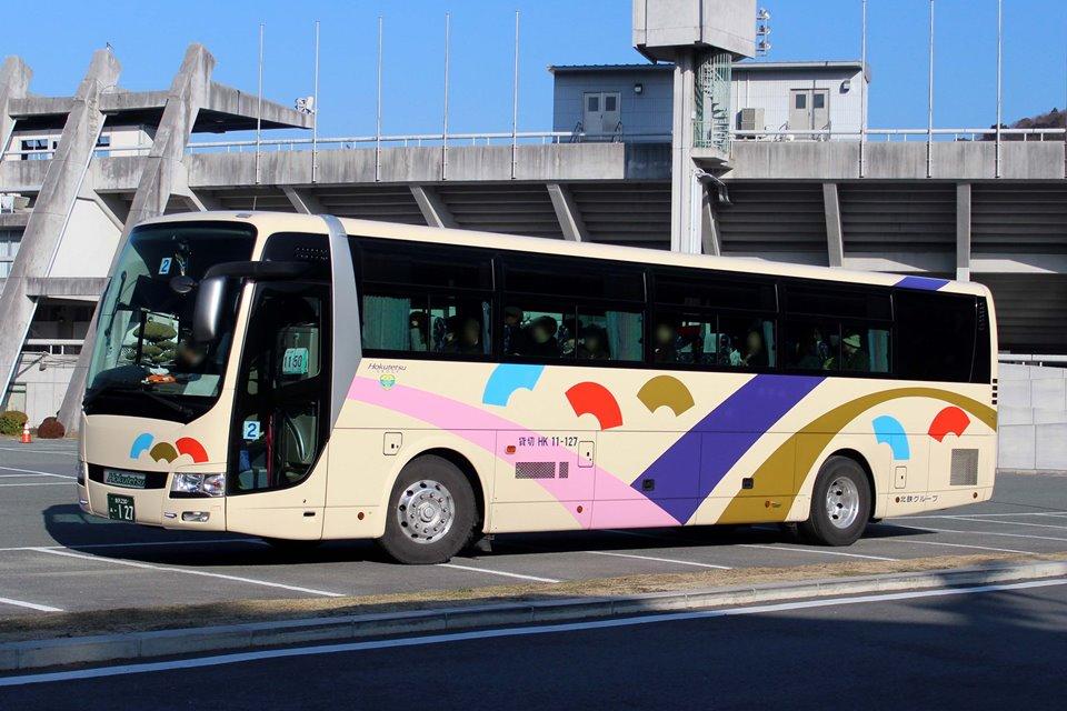 北鉄金沢バス 11-127
