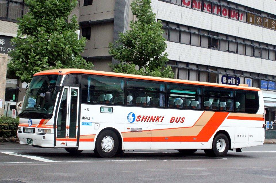 神姫バス 5034