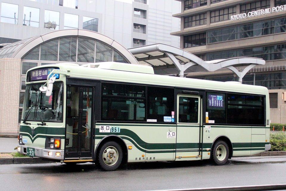 京都市交通局 か951