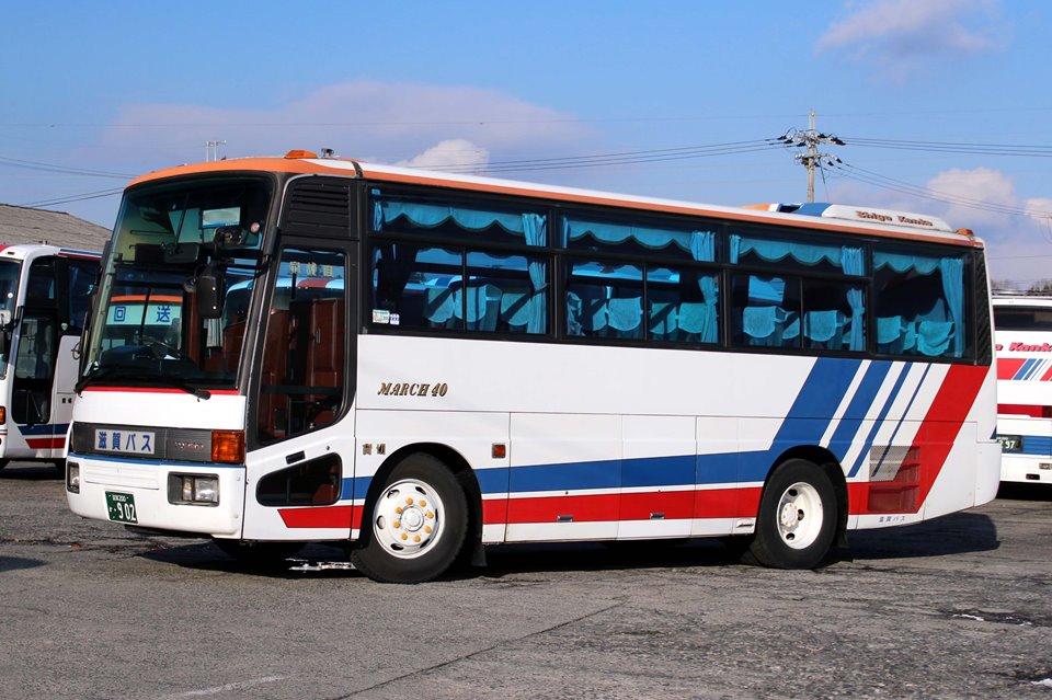滋賀バス か902