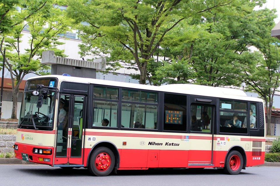 日本交通 537