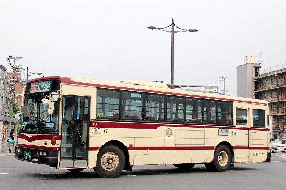京都バス 67