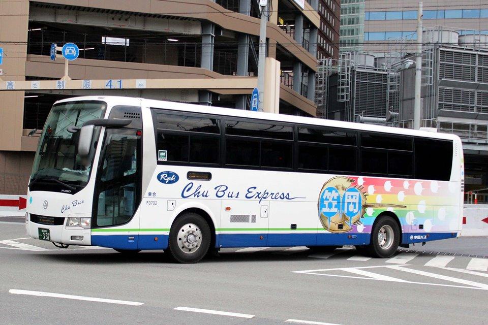中国バス F0702