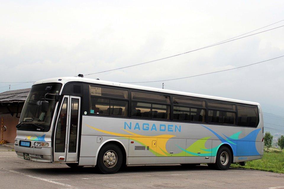 長電バス あ2002