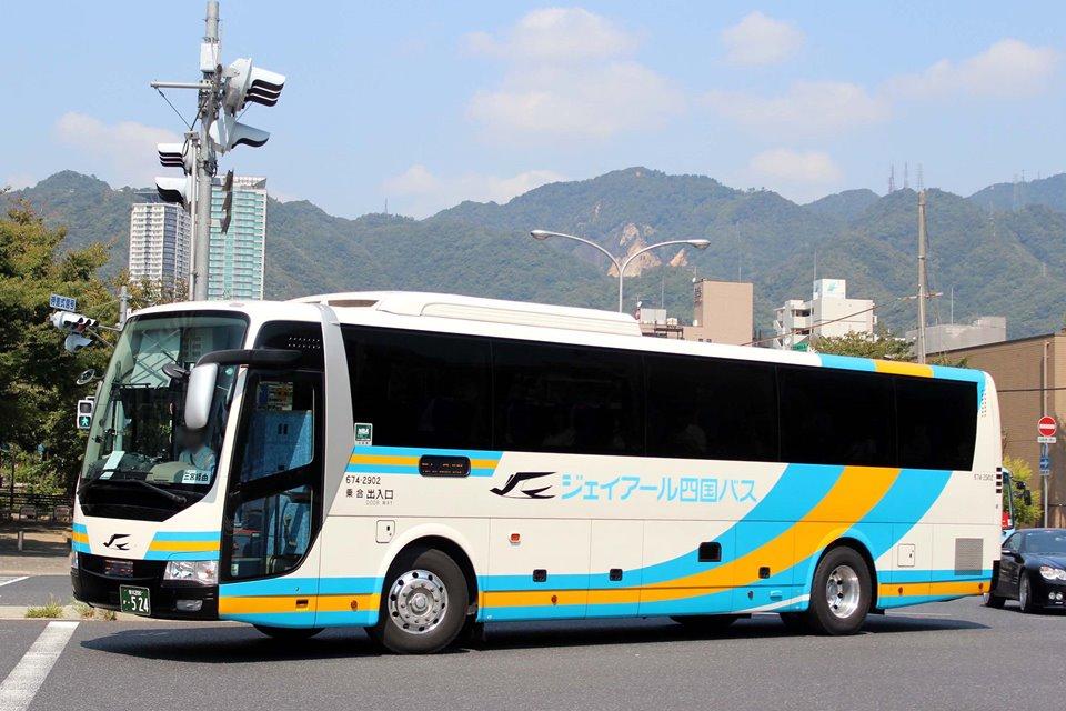 JR四国バス 674-2902