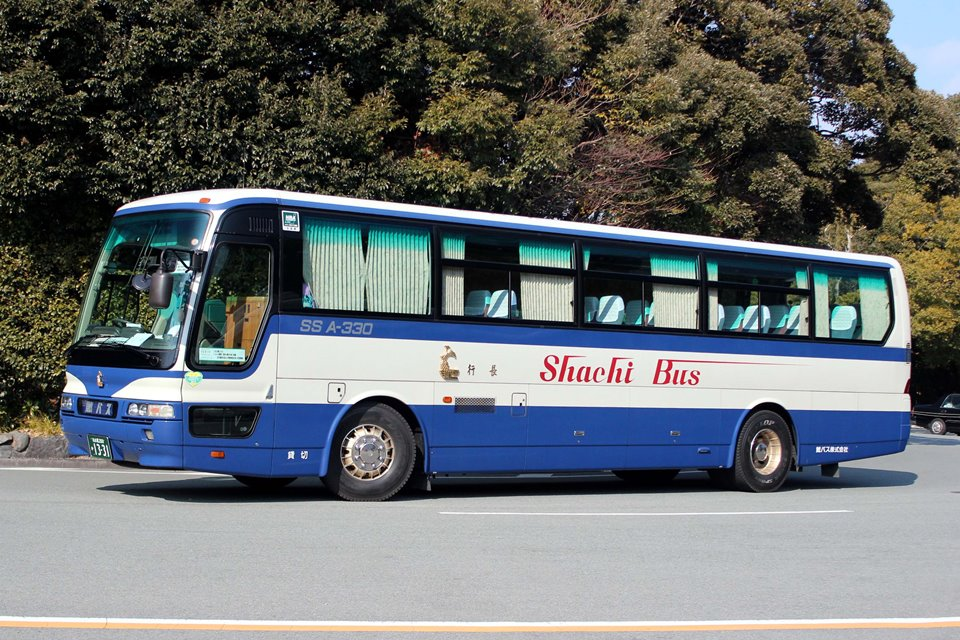 鯱バス か1331
