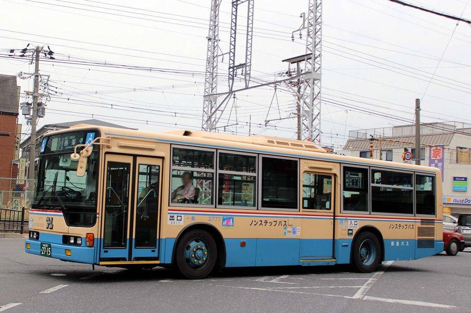 阪急バス 2777