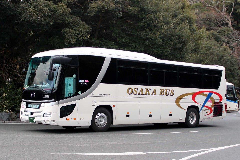 大阪バス 200く8