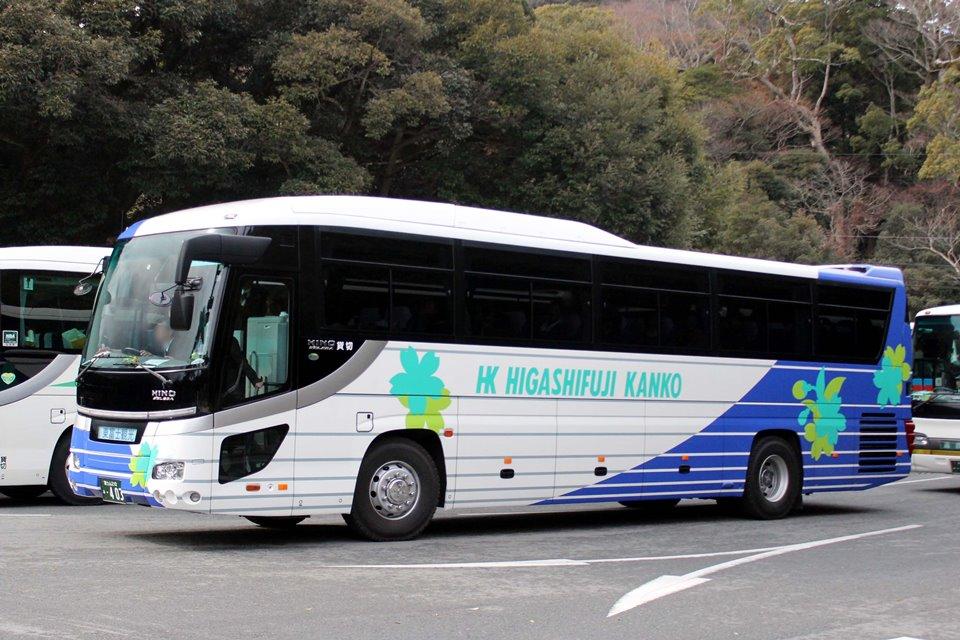 東富士観光 あ403