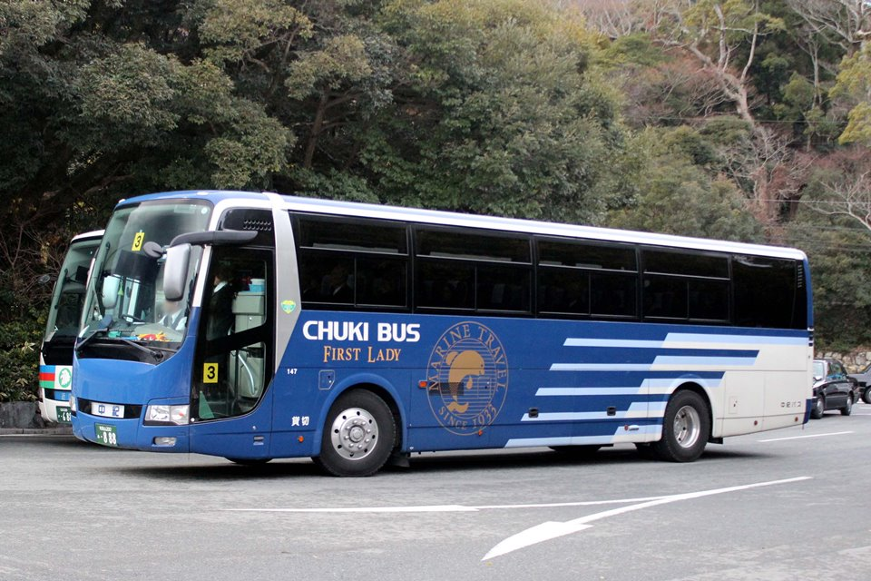 中紀バス 147
