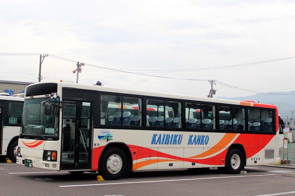 敦賀海陸運輸 か46