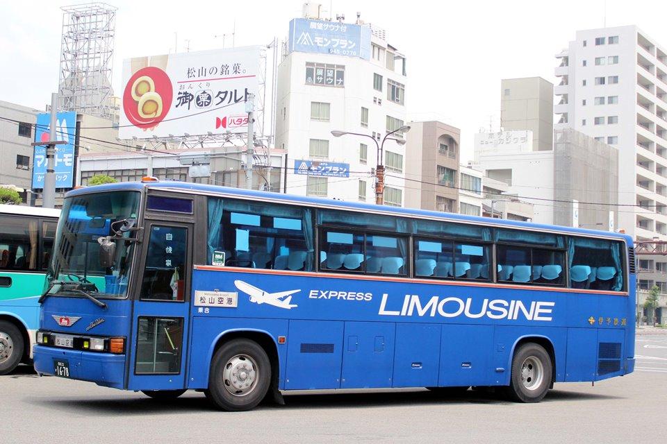伊予鉄道 か1678