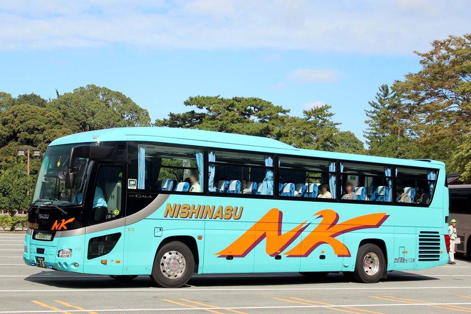 西那須観光バス あ707