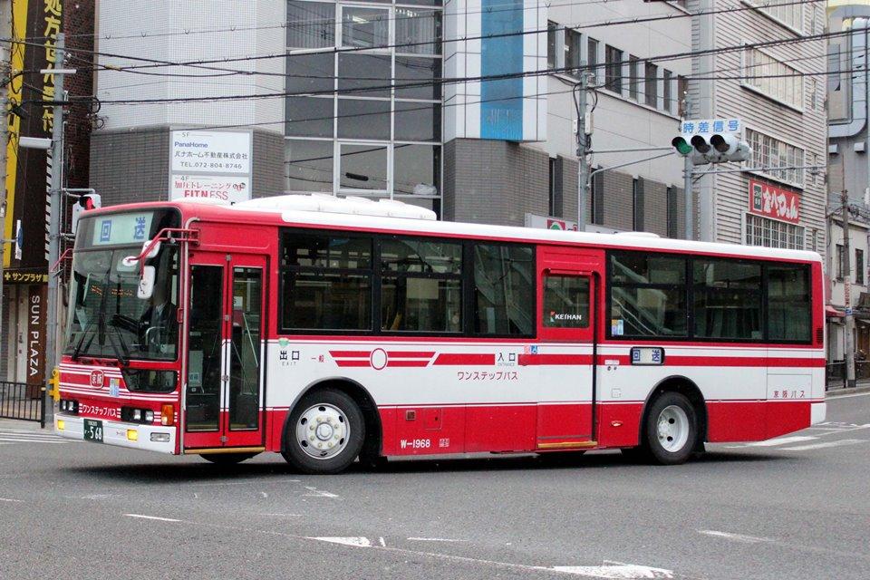 京阪バス W-1957