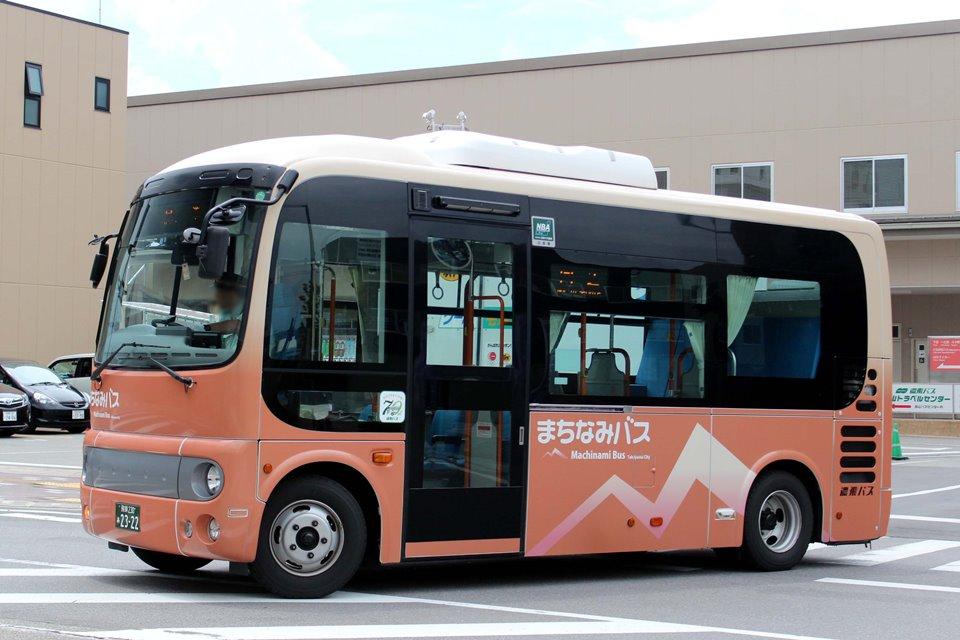 濃飛バス あ2322
